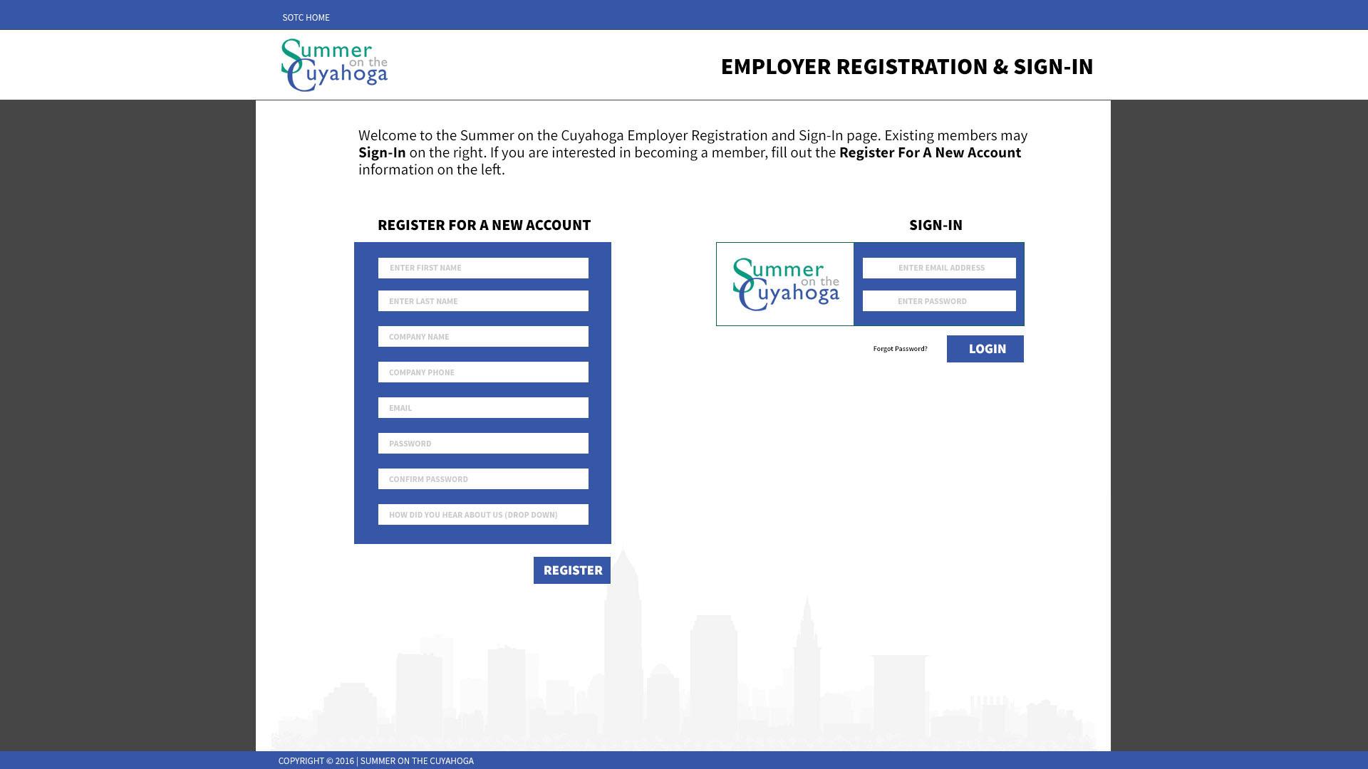 affordable web design cleveland ohio