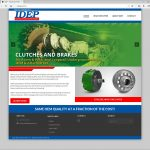 Responsive Custom Website Design for IDEP