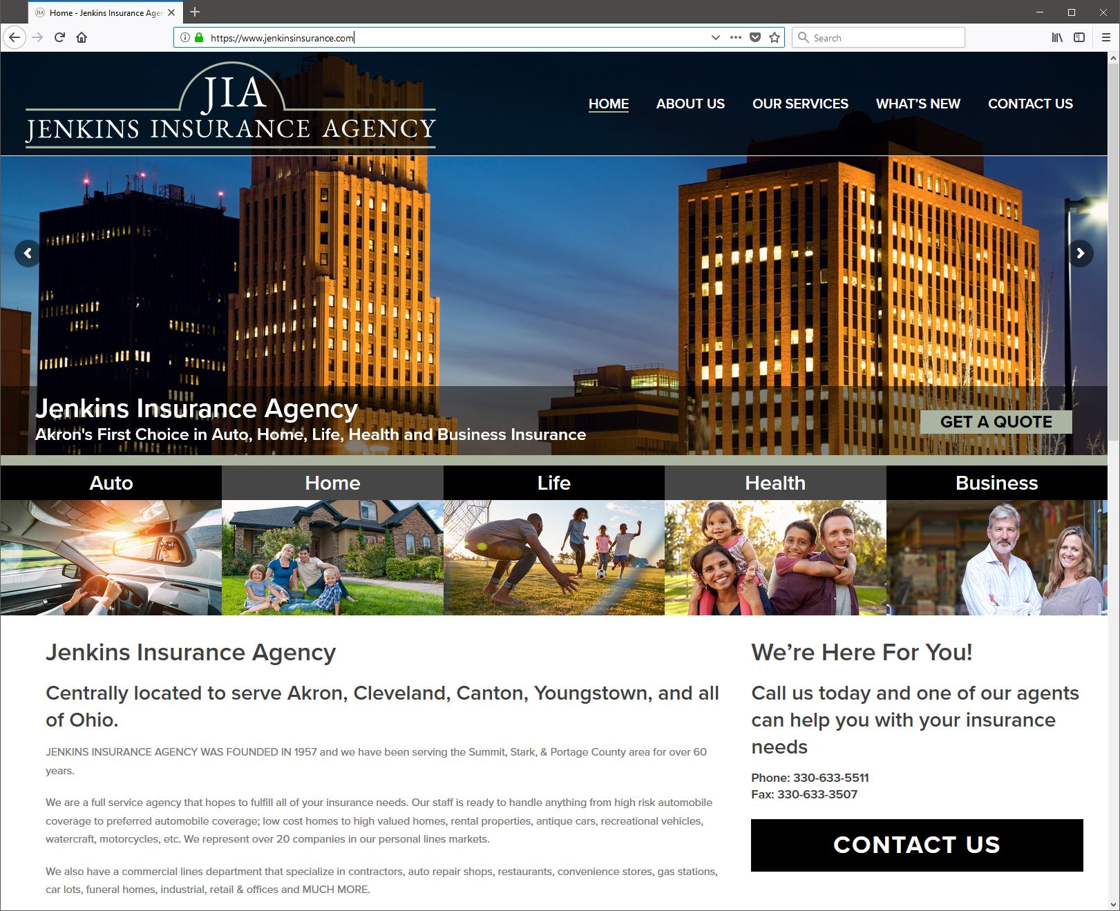 website design company in akron, cleveland, medina, ohio