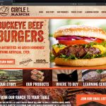 Responsive, e-Commerce Website for Circle L Ranch near Akron, Ohio