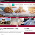 Custom, Responsive Web Design for Kerricook Construction in Litchfield, Ohio