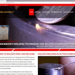 Custom Web Design & Video for The Laser Authority