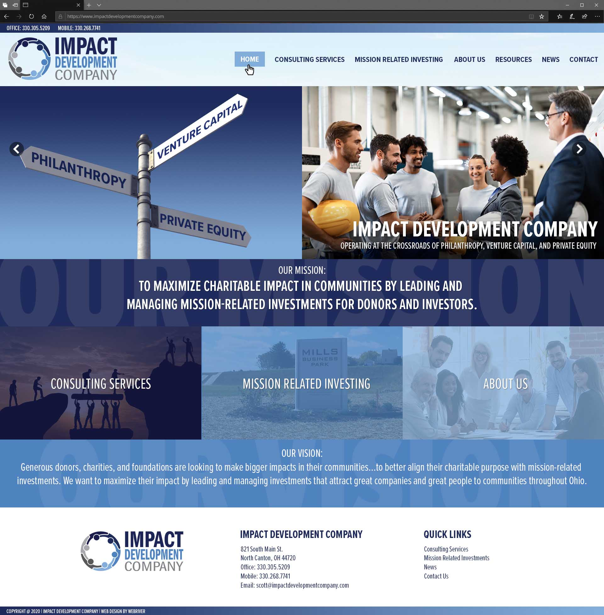 impact-development-group-website-2020