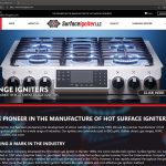 Surface Igniter of Cleveland, Ohio Launches New e-Commerce Website